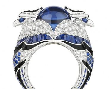 Boucheron宝诗龙动物系列新品珠宝