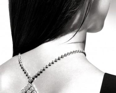 向经典菱格纹图案致敬 香奈儿臻品珠宝系列