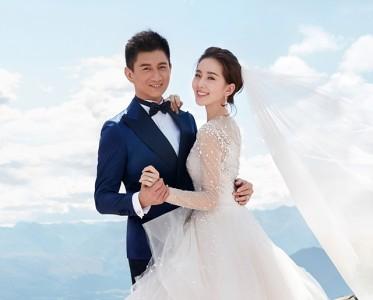 吴奇隆刘诗诗婚纱照美翻了 结婚钻戒提前曝光