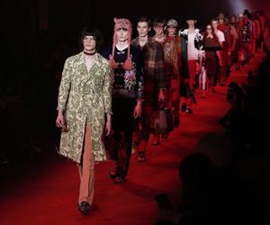 古驰宣布于2017年合并男女时装秀