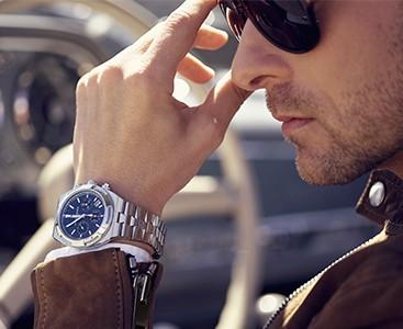戴上一款腕表才知道 原来优雅有万千种变化