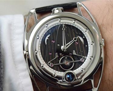 腕表不一定要中规中矩 30枚最贵最疯狂的腕表
