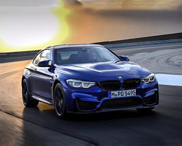 西班牙特供+限量60台+3.9s破百 BMW M4 CS
