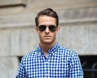 时髦男士都有一件格纹衬衫 你却当它是码农标配