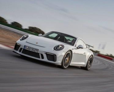 天生赛道狂魔 Porsche 911 GT3 (2018)