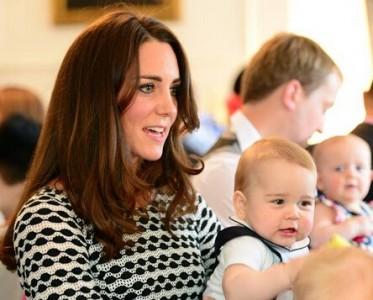 来看看凯特王妃的年终述职报告