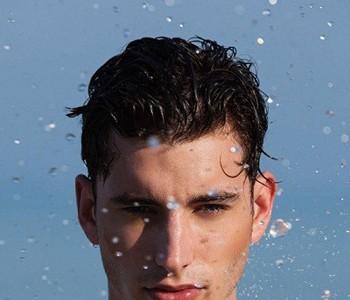 夏季型男补水保湿  领略海洋持久酷润