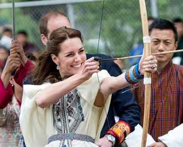 王室风云:运动狂魔凯特 所有直男都想要这样的女孩