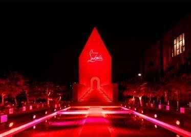 Christian Louboutin 紅色派對華麗開啟