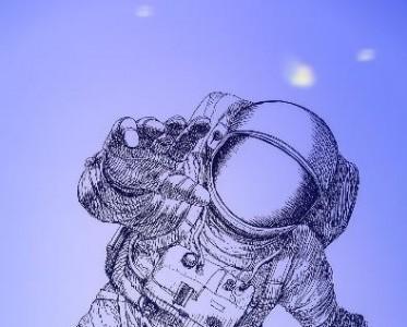 情归地球 星际行者穿越而至 万宝龙视觉艺术展隆重揭幕
