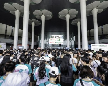 2019 CBME中国孕婴童展¡°一展两馆¡±盛大开幕