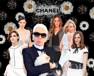 老佛爺「遺產風云」后續,Chanel準時再現度假風!