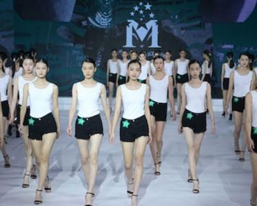 中国模特界新星诞生夜 00后成最大赢家