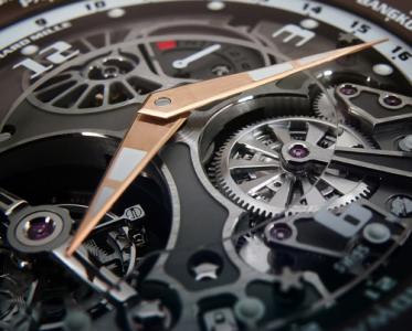 里查德米尔RM 58-01 Jean Todt陀飞轮腕表
