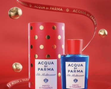 ACQUA DI PARMA帕尔玛之水推出新年限定系列
