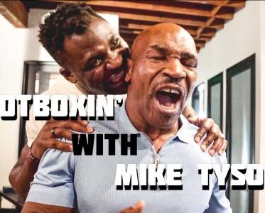 UFC重量級新王做客泰森節目 偷咬拳王耳朵!