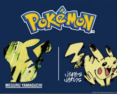 优衣库携手艺术家推出Pokémon宝可梦系列UT