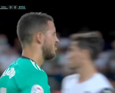 西甲比赛集锦 皇马vs瓦伦西亚
