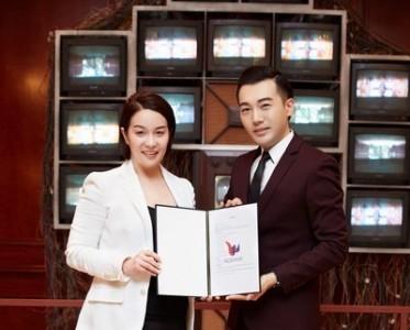李云涛首位中国首尔旅游局宣传大使