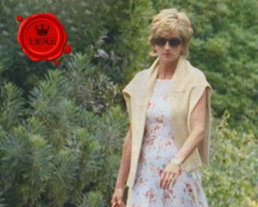 王室风云:来自王妃(仙女)的召唤 这些印花裙有点美