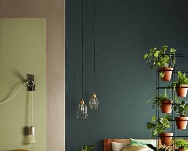 告别性冷淡 用春意盎然的颜色点缀居家设计