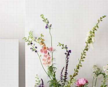 让幸福在手中蔓延 用花艺装点美好新春