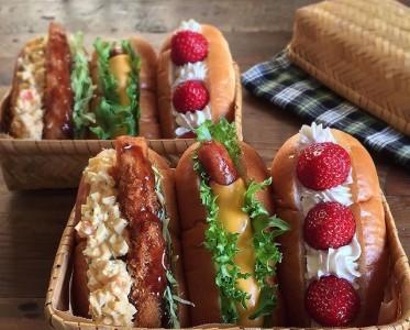 肚饿慎点£¡健康又美味的日式便当每天不重样