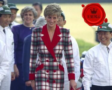 王室风云:被各王室轮番爆灯的格纹 穿对了你也是贵族£¡