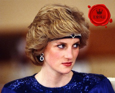 王室风云:一条发带拉高了整个王室的时髦度!