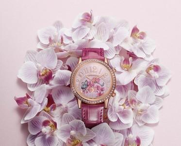 表盘里的意境美,这些腕表上都有仙女的名字!