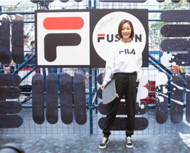 """燃熱街頭 滑板制""""躁"""" FILA FUSION滑板·潮流文化體驗日登陸深圳"""