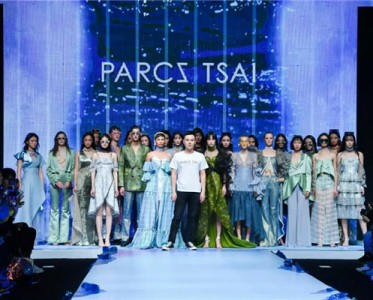 Parcz_Tsai芭爾賽2020春夏時裝發布