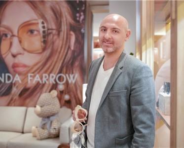 溥仪眼镜荣耀呈献Linda Farrow2020春夏50周年系列