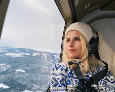 穿上费尔岛提花毛衣,感受初冬的小美好!