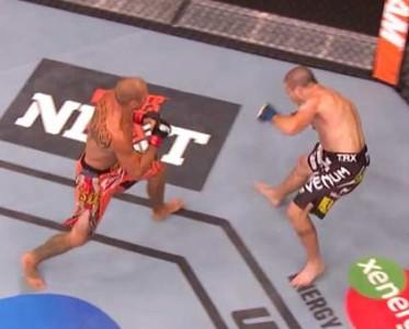 UFC拉斯維加斯26預熱:牛仔塞羅尼花紅集錦