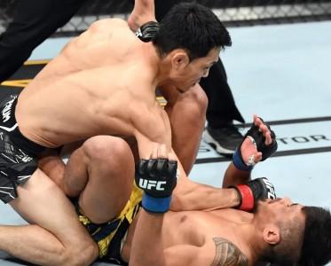 UFC FIGHT PASS盤點!四月最佳終結