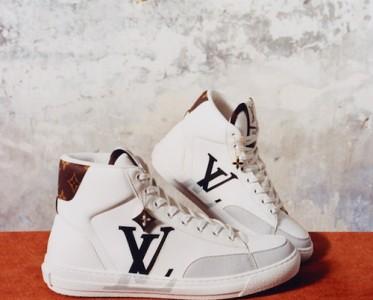 路易威登推出首款中性运动鞋——Charlie Sneaker