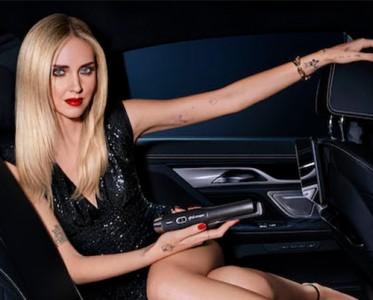 ghd官宣首位全球品牌大使Chiara Ferragni