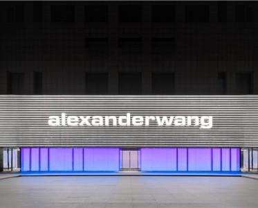 alexanderwang北京银泰中心in01旗舰店盛大开幕