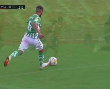 西甲比赛集锦 马略卡主场1-1战平贝蒂斯
