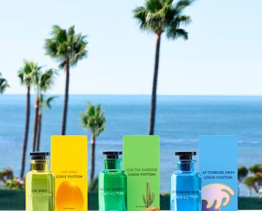 路易威登古龙水 开启一场始于嗅觉的夏日艺术之旅