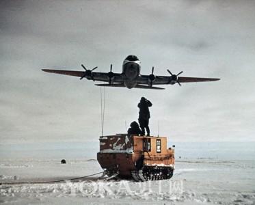 无惧严寒 不列颠北部格陵兰考察队和帝舵腕表