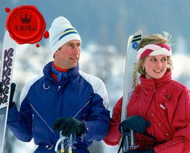 王室风云:全家总动员 王室中有多少滑雪高手?