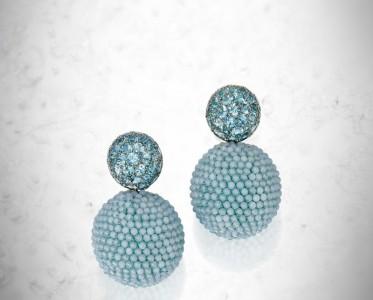 3月生辰石 象征着沉着与勇敢的海蓝宝石你值得拥有