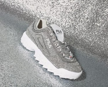 全新FILA Disruptor 2 Made in Italy鞋款于意大利发售