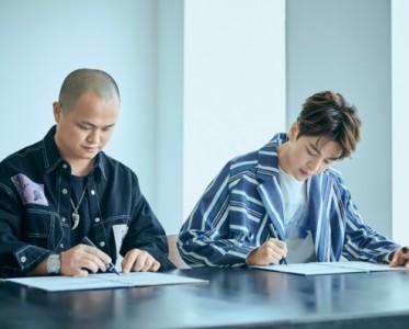 写生男装签下首位代言人徐海乔!十年辉煌!星光闪耀!
