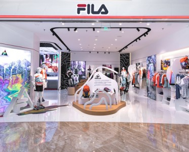 FILA EXPLORE探索系列于广州惊艳亮相
