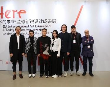SIA携手百位国际艺术新锐在今日美术馆呈现视听盛宴