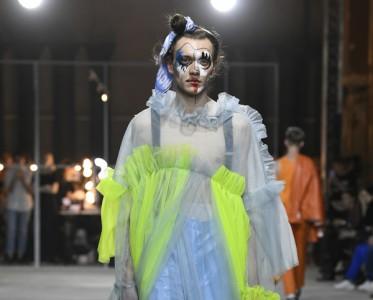 俄罗斯时装周—欧洲时尚新未来