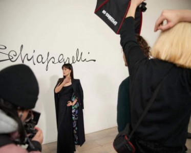 田海蓉巴黎高定时装周之旅——穿在身上的超现实主义